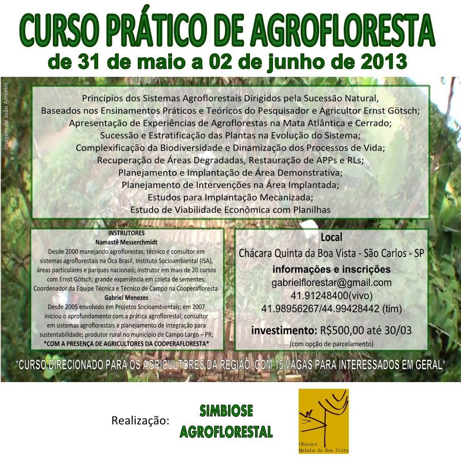 curso Sao Carlos